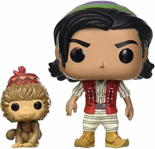 Funko- Pop Vinilo: Disney: Aladdin