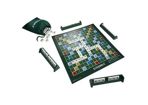 Mattel Games - Scrabble Original, Juegos de Mesa