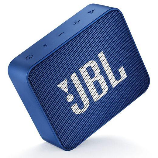 JBL GO 2 - Altavoz inalámbrico portátil con Bluetooth, resistente al agua
