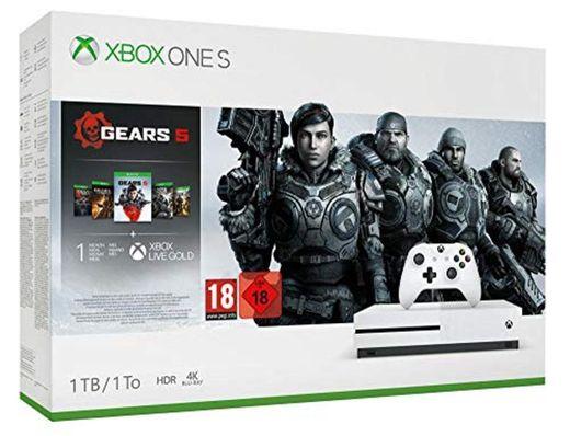 Xbox One S Gears 5