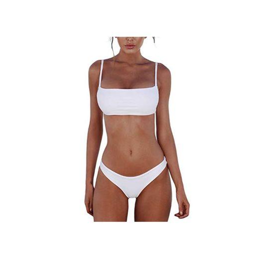 Meizas Conjuntos de Bikinis para Mujer