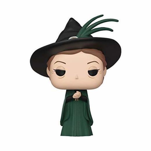 Funko- Pop Figura De Vinil Harry Potter-Minerva McGonagall