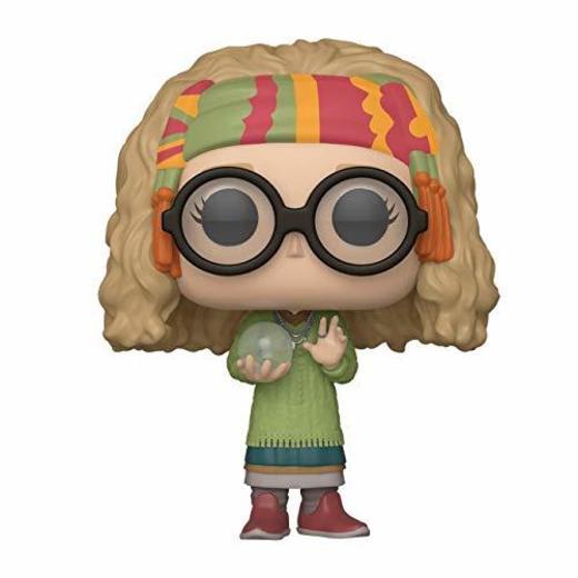 Funko- Pop Figura de Vinilo: Harry Potter S7-Professor Sybill Trelawney Coleccionable, Multicolor