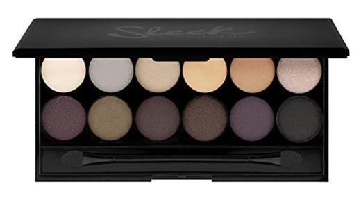Sleek MakeUP iDivine - Paleta de sombra de ojos Au Naturel con