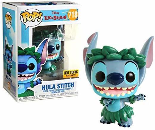 Funko Pop! Disney Lilo & Stitch Hula Stitch #718 Exclusive
