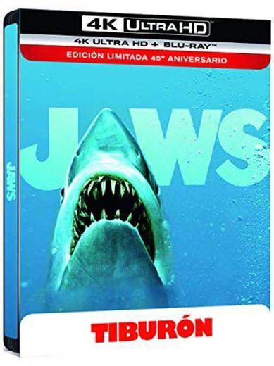 Tiburón - Edición Especial Metálica (4K UHD