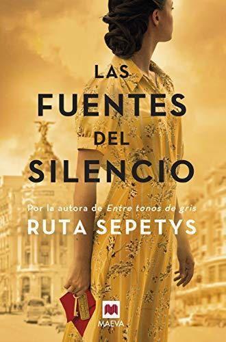 las fuentes del silencio: Ruta Sepetys, la autora que da voz a
