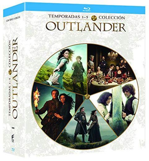 Outlander - Temporadas 1-5