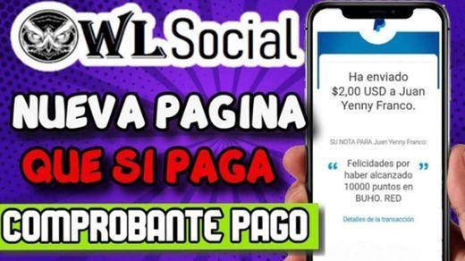Búho.Red 🔴NUEVA Pagina Web Que SI PAGA + Comprobante pago