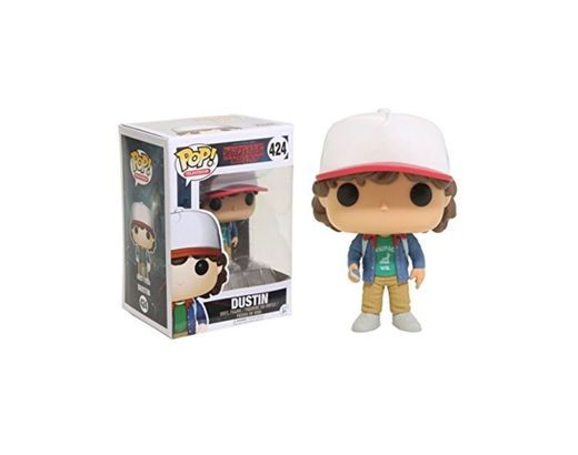 FunKo POP! Vinilo Colección Stranger Things - Figura Dustin