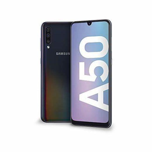"Samsung A50 Black 6.4"" 4gb/128gb Dual Sim"