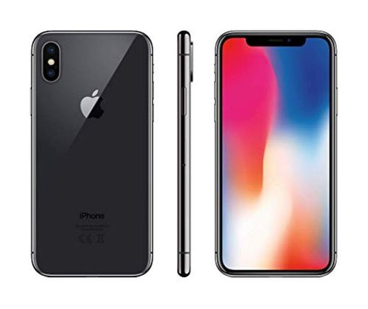 Apple iPhone X 64GB Gris Espacial