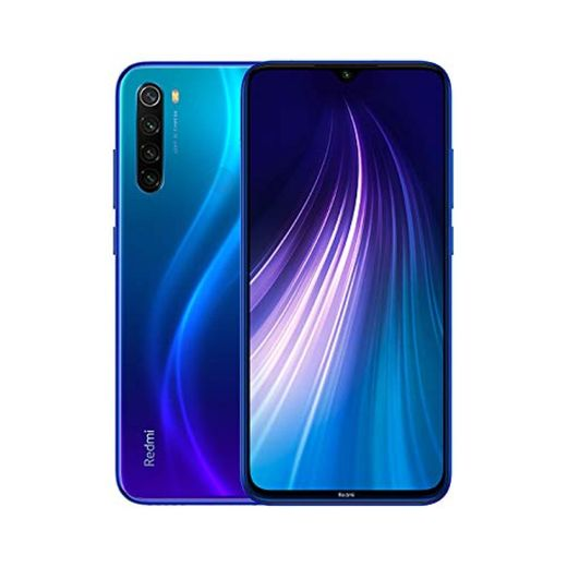 Xiaomi Redmi Note 8 RAM 4GB ROM 64GB Android 9.0 Versión Global