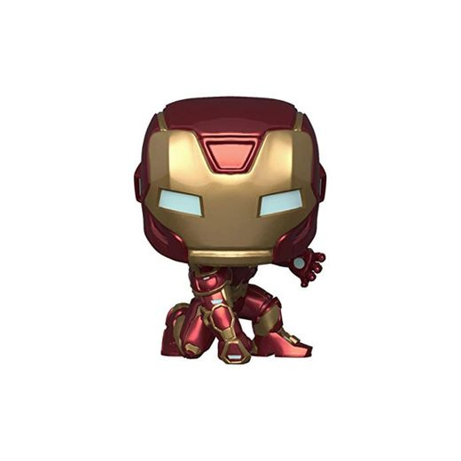 Funko- Pop Marvel: Avengers Game-Iron Man