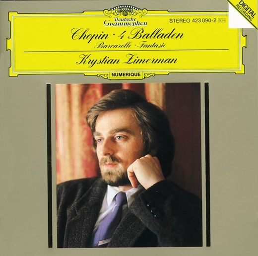 Ballade No.1 In G Minor, Op.23