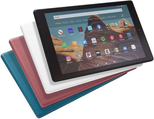 $50 Off Amazon Fire HD 10 WiFi Tablet 32GB (2019)