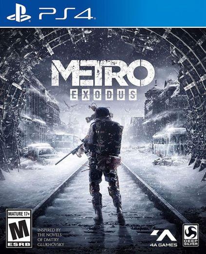 🔥$25 OFF🔥 Metro Exodus (PS4 or Xbox One)