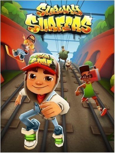 • Subway Surfers