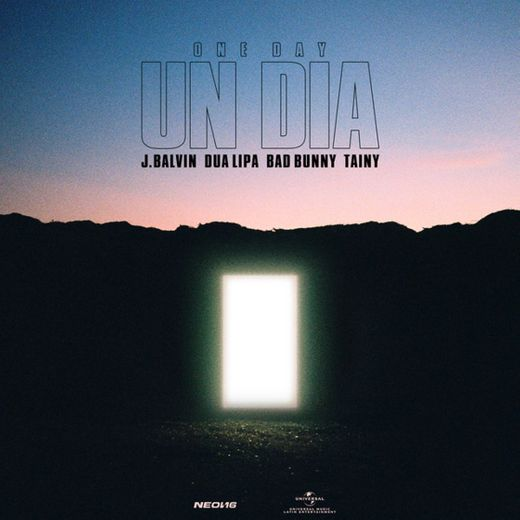 UN DIA (ONE DAY) (Feat. Tainy)