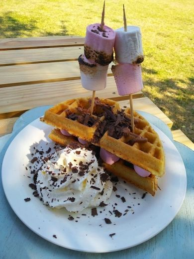 Waffle and Co Potchefstroom