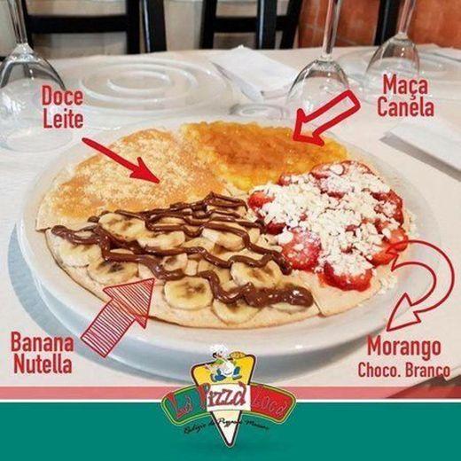 La Pizza Loca restaurant