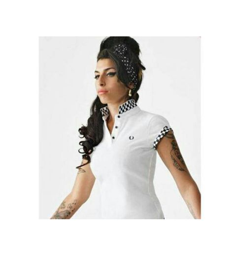 Colección Amy Winehouse de Fred Perry 💜