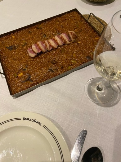 Taberna Barra y Mantel