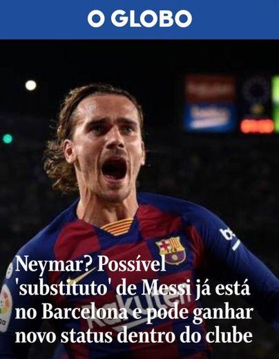 Neymar? Possível 'substituto' de Messi já está no Barcelona
