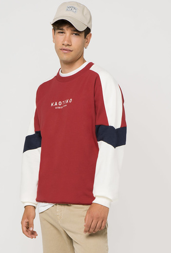 Seth Red Sweatshirt