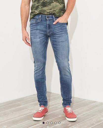 Advanced Stretch Super Skinny Jeans