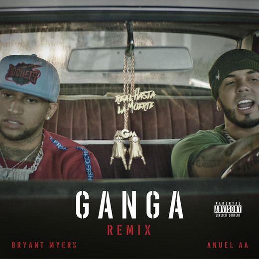 Gan-Ga - Remix