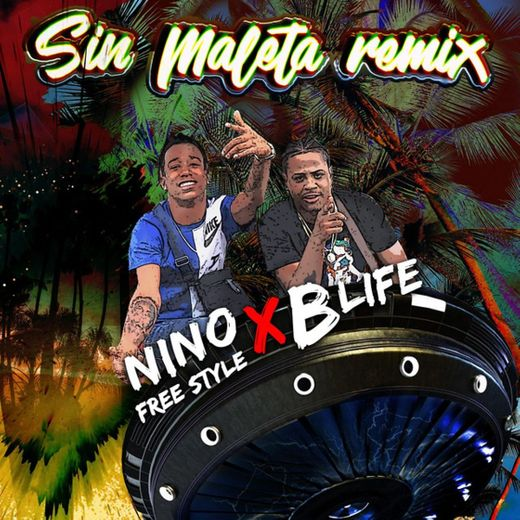 Sin Maleta - Remix
