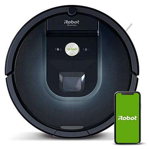 iRobot Roomba 981 - Robot Aspirador para Alfombras con Potencia de Succión
