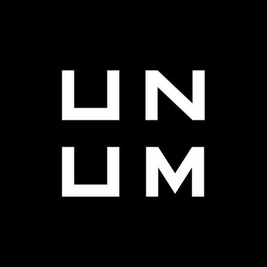 UNUM — Design Layout & Collage