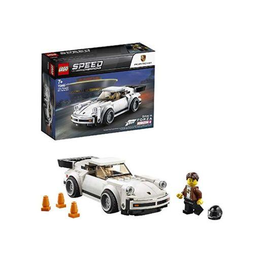 LEGO Speed champion - 1974 Porsche 911 turbo 3.0, Set de Contrucción