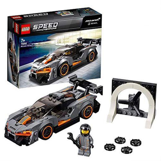 LEGO Speed Champions - McLaren Senna Speed Champions Juguete de Construcción, Coche