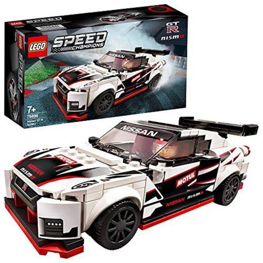 LEGO Speed Champions - Nissan GT-R NISMO, Juguete de Construcción de Coche