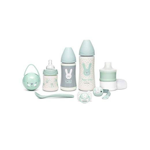 Suavinex Set Premium Recién Nacido con Biberón 150ml