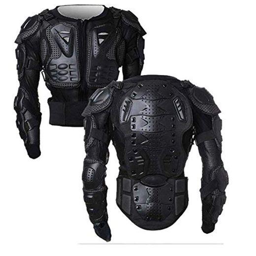 WILDKEN Chaqueta de Protección para Motocross Motos Ropa Protectora de Cuerpo Armadura