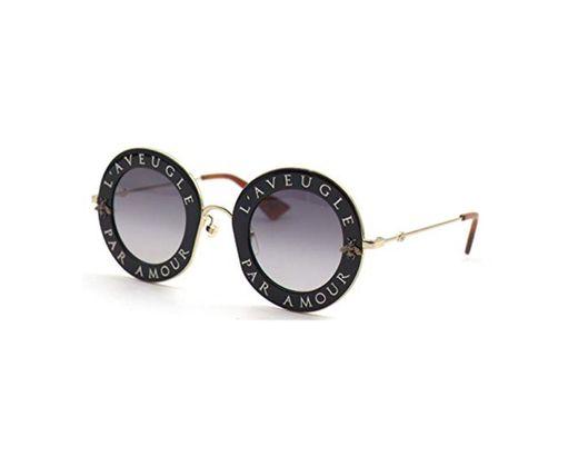 Gucci GG0113S 001 Gafas de sol, Negro