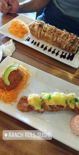 Ranch Roll Sushi Tres Rios