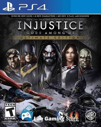 Injustice: Gods Among Us Lobo