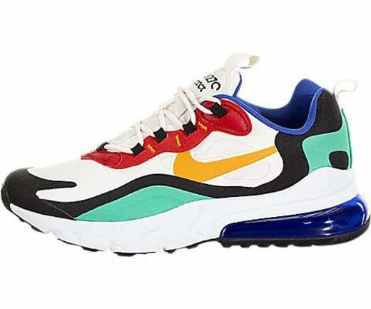 Nike Air MAX 270 React GS Running Trainers BQ0103 Sneakers Zapatos