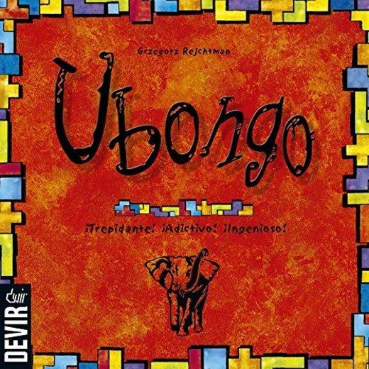 Devir - Ubongo, Juego de Mesa