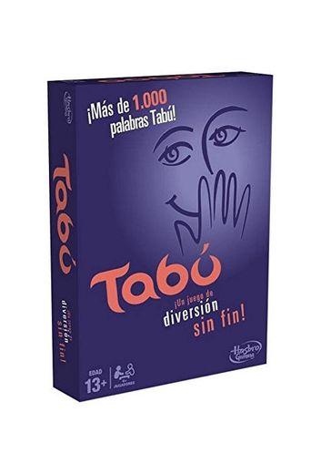 Games - Tabú