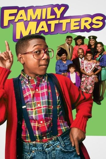Family Matters (TV Series 1989–1998) - IMDb