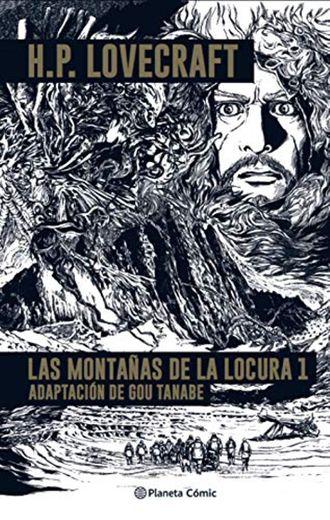 Las Montañas de la Locura- Lovecraft nº 01/02: Adaptación de Gou Tanabe