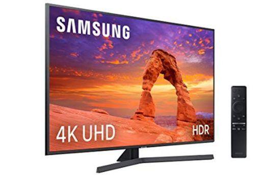 """Samsung 4K UHD 2019 50RU7405 - Smart TV de 50"""" con Resolución"""