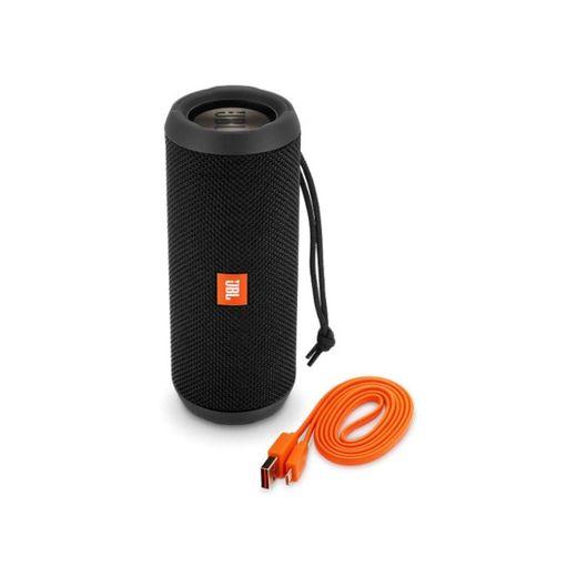 JBL Charge 3 Stealth Edition - Altavoz inalámbrico portátil con Bluetooth -