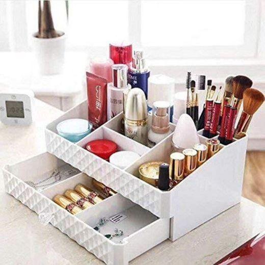 Display4top - Organizador de joyería multifunción para maquillaje